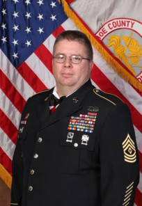 First Sergeant Timothy Curran