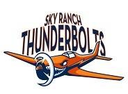 Sky Ranch Thunderbolt Logo