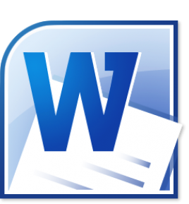Word Document Icon