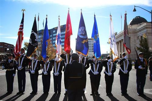 SECG Color Guard