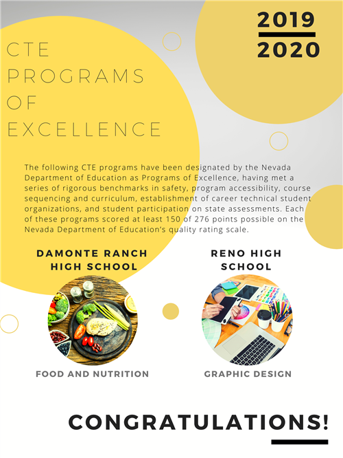 CTE Program of Excellence