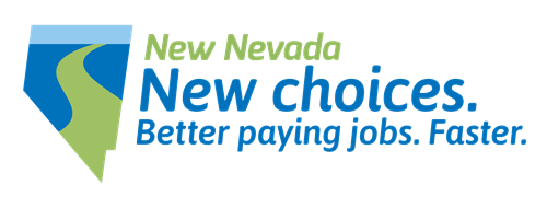 New Nevada New choices logo