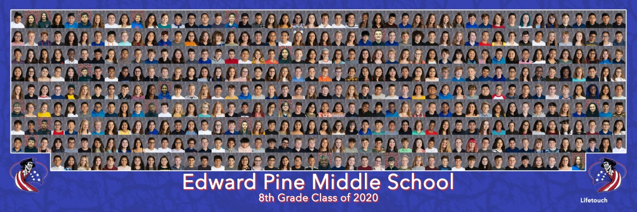 8th Grade Panoramic Picture Free to Download and Information to purchase a printed copy