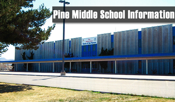 Pine Middle School is WCSD Middle School of the Year!