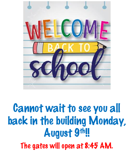 It's summer time.  We wish our skyrocket families a safe and happy time!  We miss your smiles and look forward to seeing you.