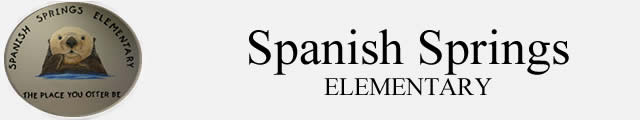 Welcome to Spanish Springs Elemetary School