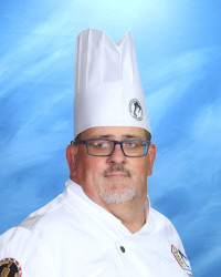 Chef Fred Wright