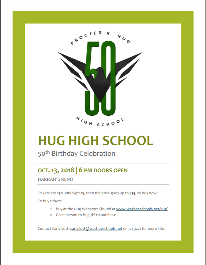 Hug 50th Birthday Celebration