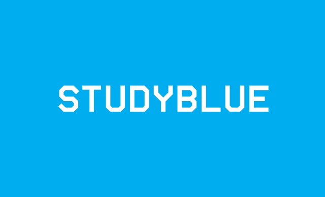 A link to StudyBlue,Conquer Your Course When you need study help, we have answers. Find materials for your class.