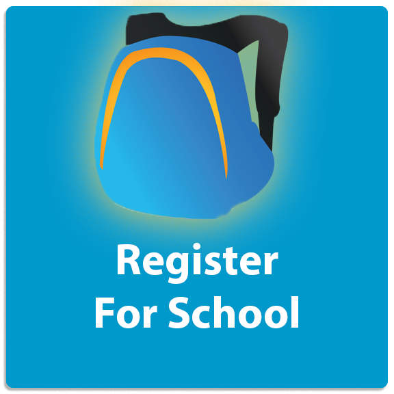 Register for School Button