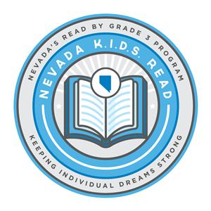 Nevada Kids Read Logo