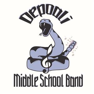 Depoali Middle School Band