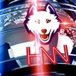 Huskie News Network Logo