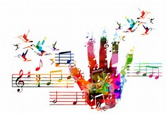 music hand picture