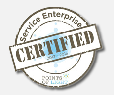Certified Service Enterprise logo