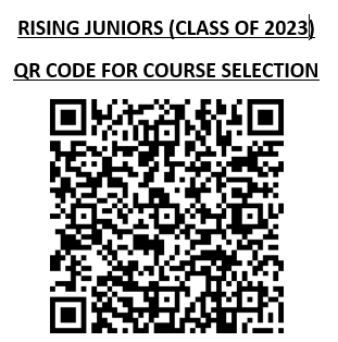 Rising Juniors CR Code