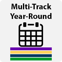 BUTTON LINKING TO Multi-Track Year-Round INFO PAGE