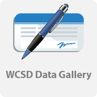 WCSD data Gallery button